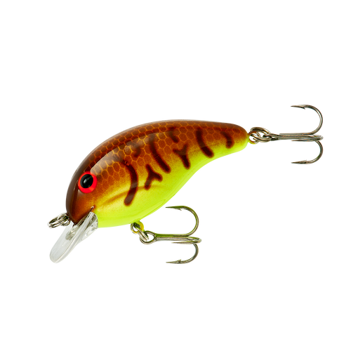 "Bandit Lure 2-5' 2"" 1/4oz Crawfish Chartreuse"