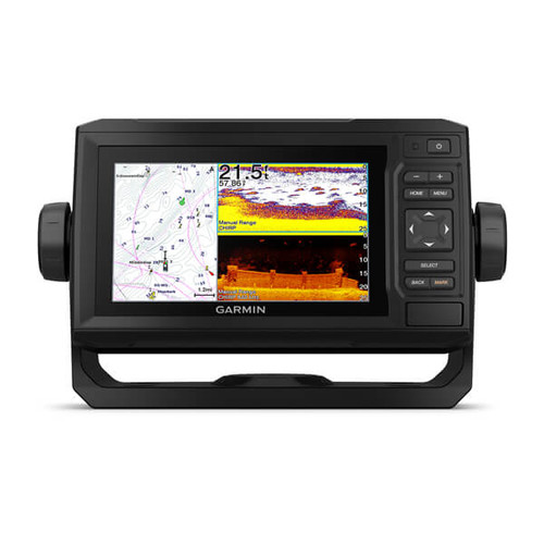 Garmin Echomap Uhd 64cv Combo Us Offshore G3 With Gt24 Transducer