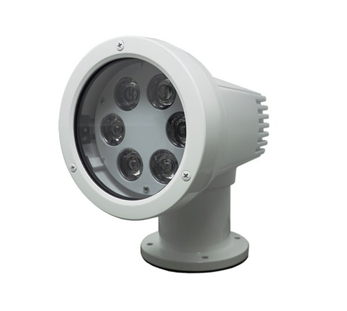 Acr Rcl50 Led Searchlight White Housing