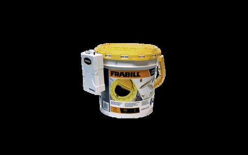 Frabill Minnow Bucket Insulated w/Aerator Hang-on