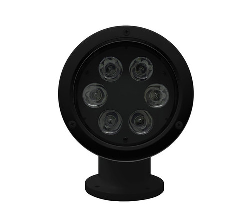 Acr Rcl50 Led Searchlight Black Housing
