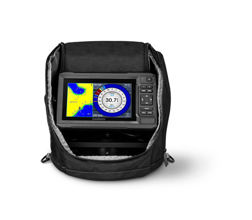 Garmin Echomap Uhd 63cv Ice Bundle With Gt8hw-if Us Lakevu G3