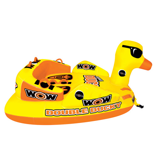 WOW Watersports Double Ducky Towable - 2 Person