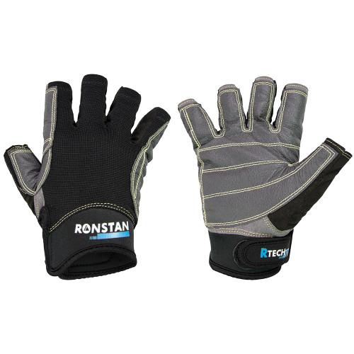 Ronstan Sticky Race Glove - Black - XXS