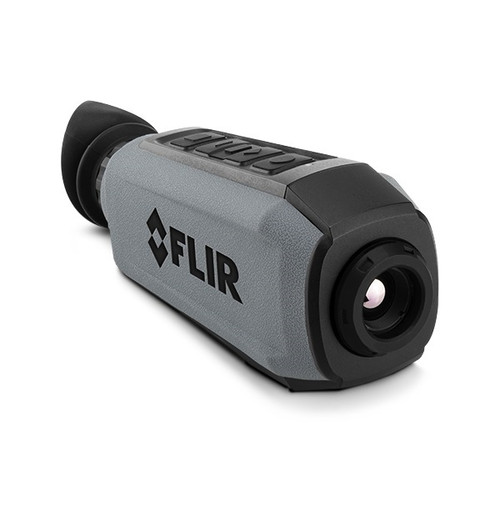 Flir Scion Otm260 Thermal Monocular 640 X 480 24d Fov Ip Streaming 9hz