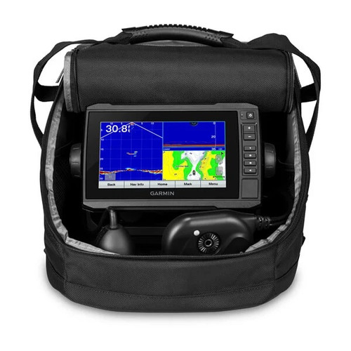 Garmin Echomap Uhd 73cv Ps22 Panoptix Bundle With Gt10 Us Lakevu G3