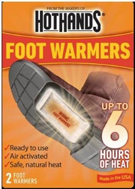 Hot Hands Foot Warm Up