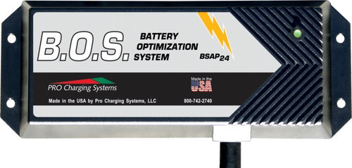 Dual Pro Battery Optimization System For Two 12v Batteries In Series (24v System)