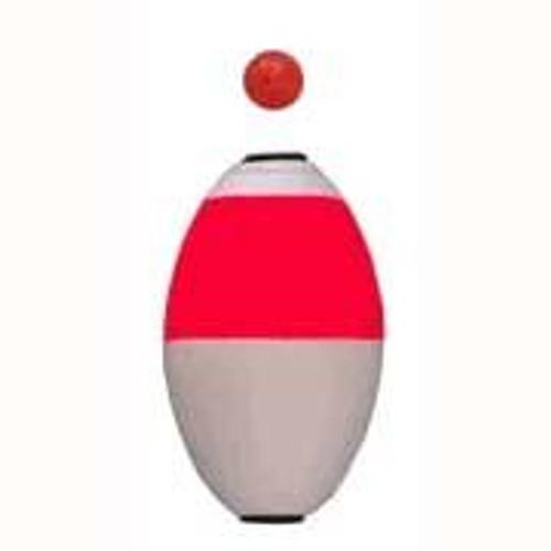 "Comal Oval Slip Float w/Bead 1.50"" R/W 50/bag"