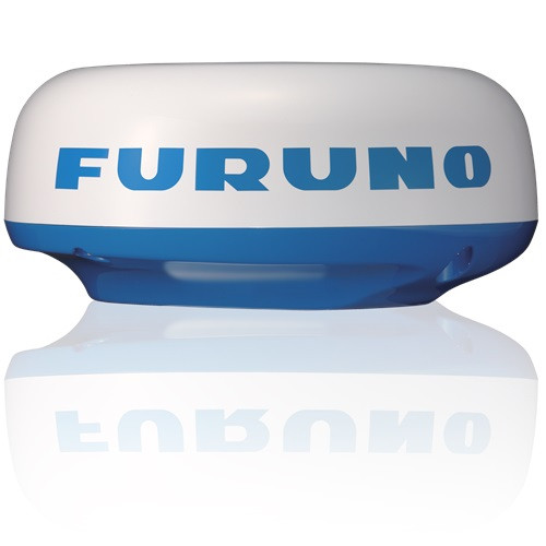 "Furuno Drs4dl+ 19"""" 4kw Dome Dome Only No Cable"