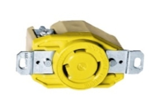 Hubbell Hbl26cm10 30a Receptacle