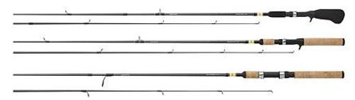 Daiwa Strikeforce Rod Baitcast 6' 1pc M