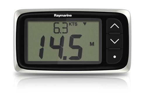 Raymarine I40 Bidata System With Thru-hull Transducer