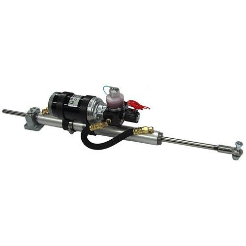 """Octopus 38mm Bore Linear Drive 12"""""""" Stroke Mounted Pump 12vdc"""