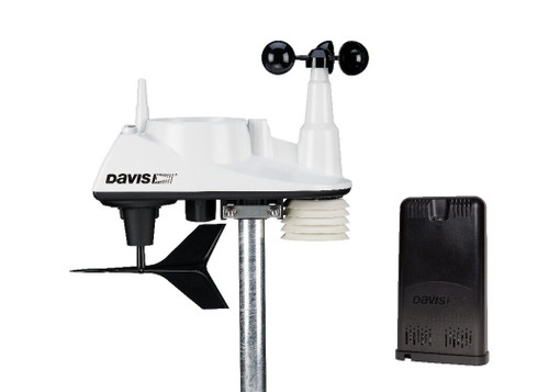 Davis Vantage Vue Sensor Suite And Weather Link Live Bundle