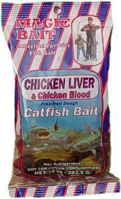 Magic Bait Chicken Liver/Chicken Blood 10oz