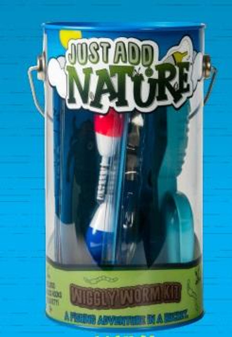 Just Add Nature Wiggle Worm Kit
