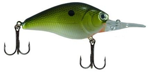 Luck-E-Strike Smoothie Shallow 5-8ft 3/8oz Tennessee Shad