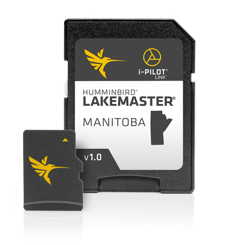 Humminbird Lakemaster Chart Manitoba