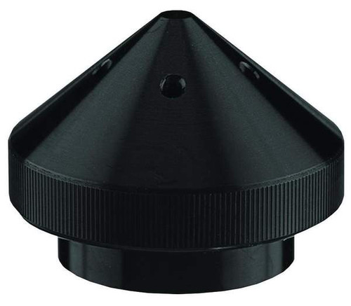 Th Marine G-force Eliminator Black Prop Nut For Lowrance Ghost
