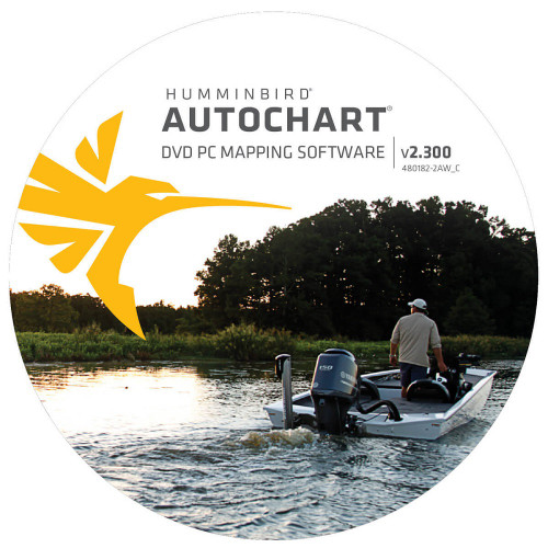 Humminbird Autochart Software