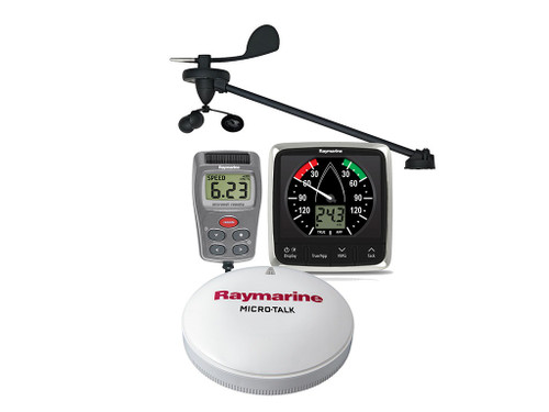 Raymarine I60 Wireless Wind And Backbone Kit