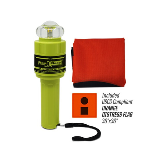 Acr Resqflare Electronic Distress Flare & Flag