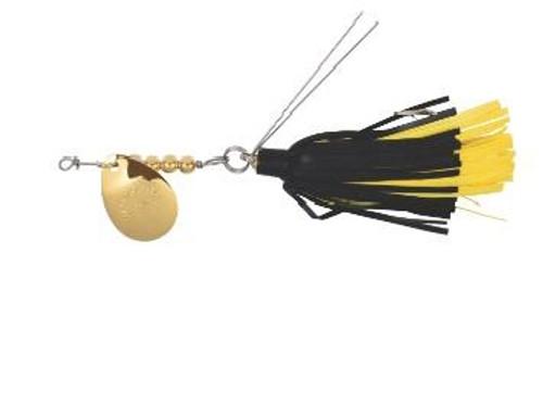 Hildebrandt Snagless Sally Gold 1/2 Black Yellow