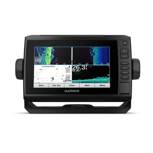 Garmin Echomap Uhd 74sv Combo Us Offshore G3 With Gt56 Transducer