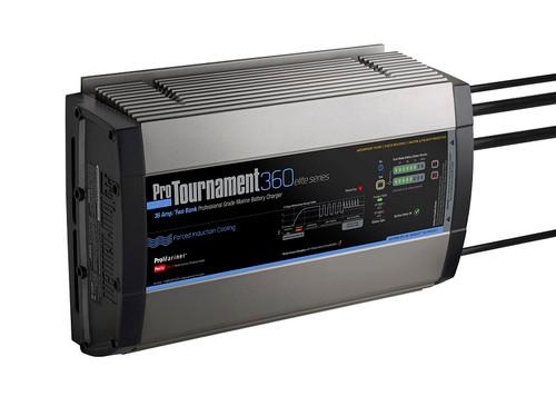 Promariner Protournament 360 36 Amp Battery Charger 12/24v 2 Bank 120v Input