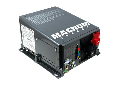 Magnum Me2012 2000w Inverter 12v W/100a Charger 2 20a Brkrs