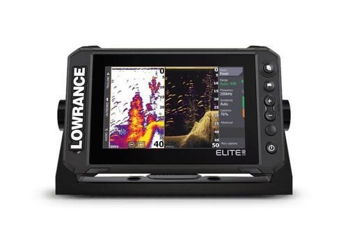 Lowrance Elite Fs 7 Hdi Transducer C-map Contour+