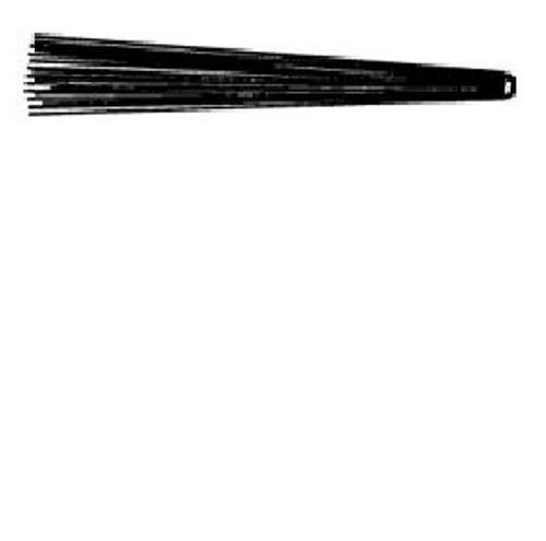 Do-It Fiberguards Black 100ct