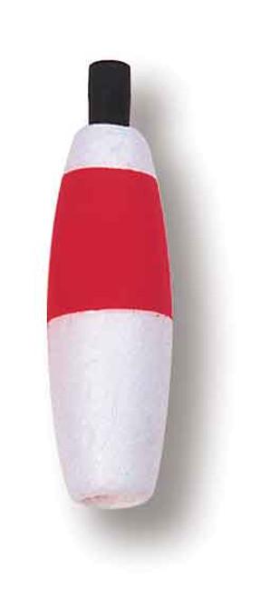 "Betts Foam Float Cigar 3.00"" 100ct Red/White"