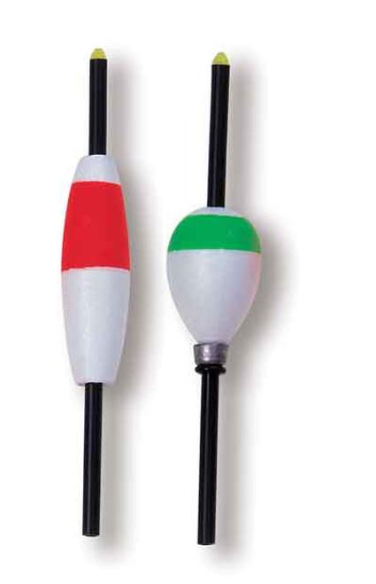 "Betts Slip Stick Pear 0.75"" 50ct Red/White"
