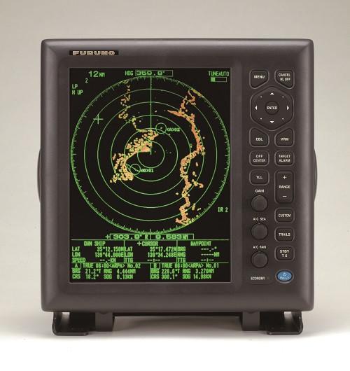 """Furuno Fr8065 6kw 12.1"""""""" Color Radar Requires Antenna"""