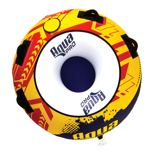 "Aqua Leisure Aqua Pro 50"" One-Rider Sports Towable"