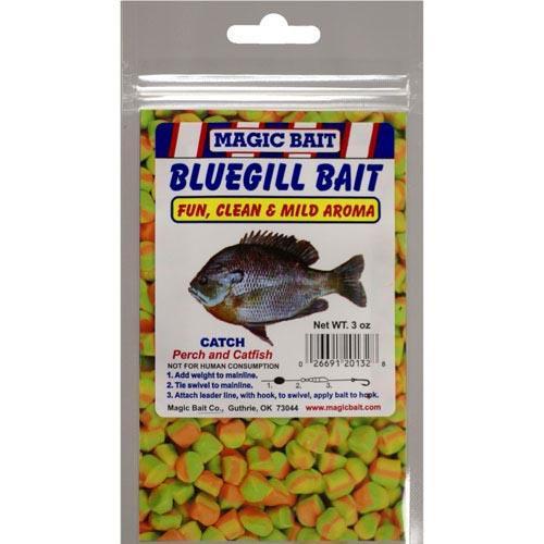 Magic Bait Bluegill Bait 2.5oz