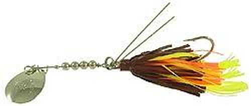 Hildebrandt Snagless Sally Nickle 3/8 Crawdad