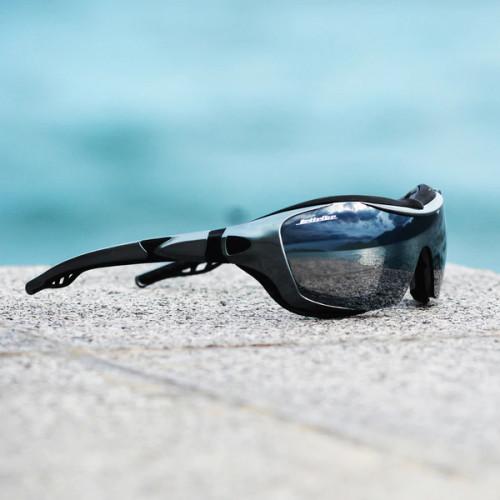 Storm Trooper Hybrid Black Frame Revo Lens PWC Jetski Goggles