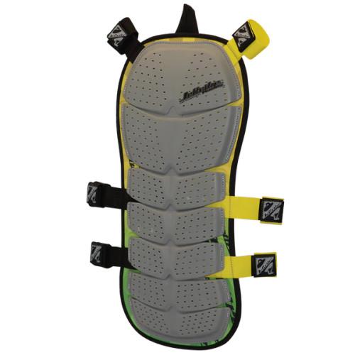 Striker Back Deflector - Yellow/Green PWC Jetski Ride & Race Gear