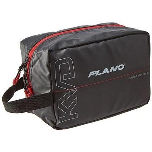Plano KVD Speedbag Worm Small Holds 20pks Bk/Gry/Rd