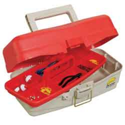 Plano 1-Tray Starter Tackle Box