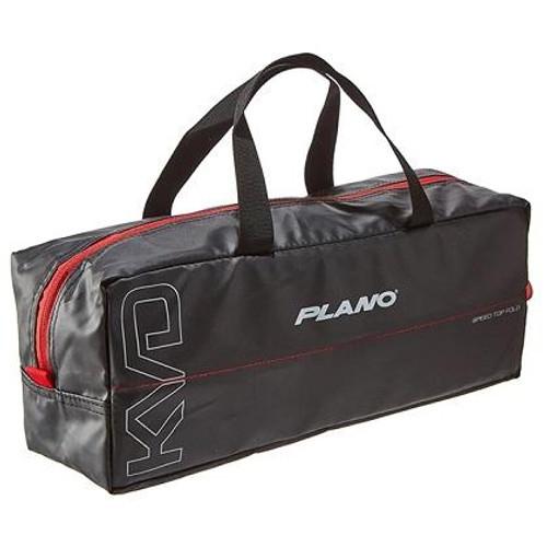 Plano KVD Speedbag Worm Large Holds 40pks Bk/Gry/Rd