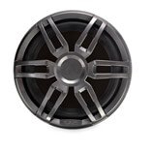 Fusion Xs-s10spgw Sub-woofer Sports Grill Grey/white