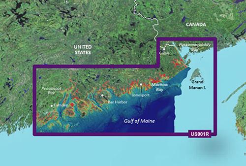 Garmin Vus001r G3 Vision North Maine