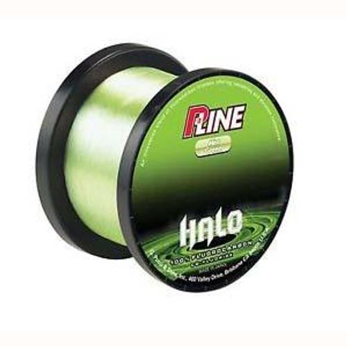P-Line Halo Fluorocarbon 2000yd 17lb SPL