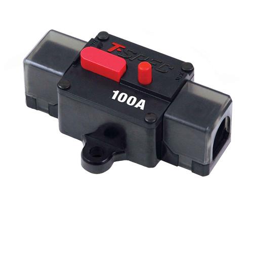 T-Spec V12-CBF100 Circuit Breaker - 100 AMP