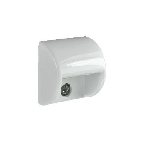 Lumitec Andros Courtesy/accent Red Led Light White Housing 12v 4 Pack