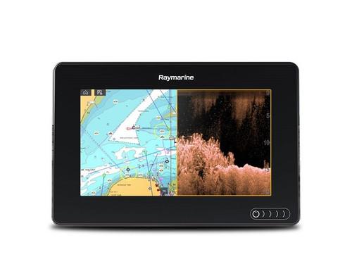 "Raymarine Axiom 7 Dv 7"""" Mfd Cpt-100dvs Lighthouse North America Chart"